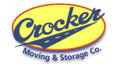 Crocker Moving & Storage logo