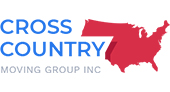 Cross Country Moving logo