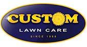 Custom Lawn Care logo