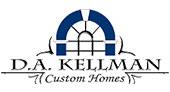 D.A. Kellman Custom Homes logo