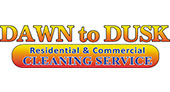Dawn to Dusk Cleaning Service logo
