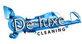 De-luxe Cleaning logo