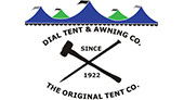 Dial Tent & Awning Company logo