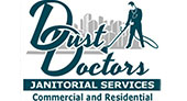 Dust Doctors Janitorial logo