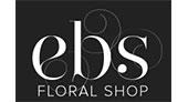 EBS Floral Shop logo
