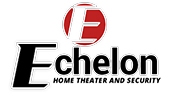 Echelon Home Theater and Security logo