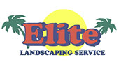 Elite Garden and Landscape logo