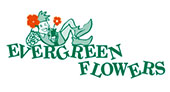 Evergreen Flowers logo