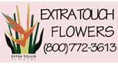 Extra Touch Flowers logo