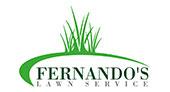 Fernando's Lawn Service logo