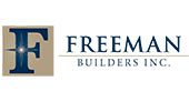 Freeman Builders Inc. logo