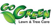 Go Green Lawn & Tree Care logo