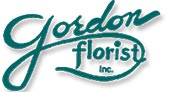 Gordon Florist logo