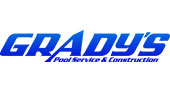 Grady's Pool Service & Construction logo