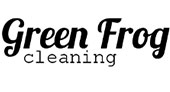 Green Frog Cleaning logo