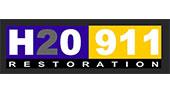 H2O911 Restoration logo