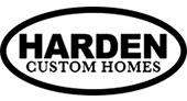 Harden Custom Homes logo