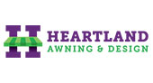 Heartland Awning & Design logo