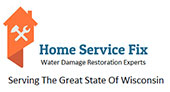 Home Service Fix logo