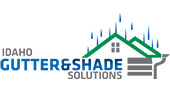 Idaho Gutter and Shade Solutions logo