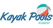 Kayak Pools Midwest logo