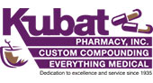Kubat Pharmacy logo