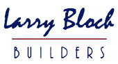 Larry Bloch Builders logo