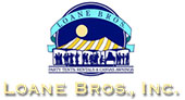 Loane Bros., Inc. logo