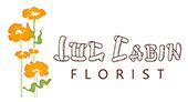 Log Cabin Florist logo