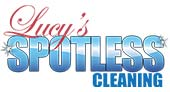 Lucy's Spotless Cleaning logo