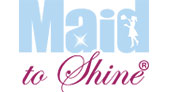 Maid to Shine logo