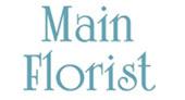 Main Florist logo