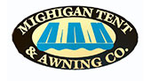 Michigan Tent & Awning Co. logo