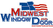 Midwest Window and Door logo