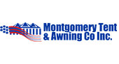 Montgomery Tent & Awning Co Inc. logo