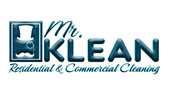 Mr. Klean Cleaning Service logo