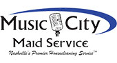 Music City Maid Service logo