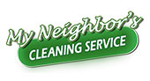 My Neighbor's Cleaning Service logo