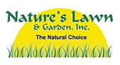 Nature's Lawn & Garden logo