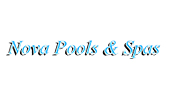 Nova Pools & Spas logo