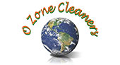 O Zone Cleaners logo