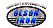 Olson Iron logo