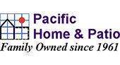 Pacific Home & Patio logo