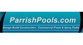 Parrish Pools logo