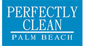 Perfectly Clean Palm Beach logo