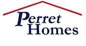 Perret Homes logo