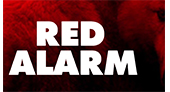 Red Alarm logo