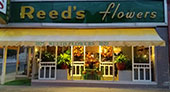 Reed's Flowers logo