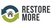 RestoreMore logo