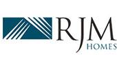 RJM Homes logo